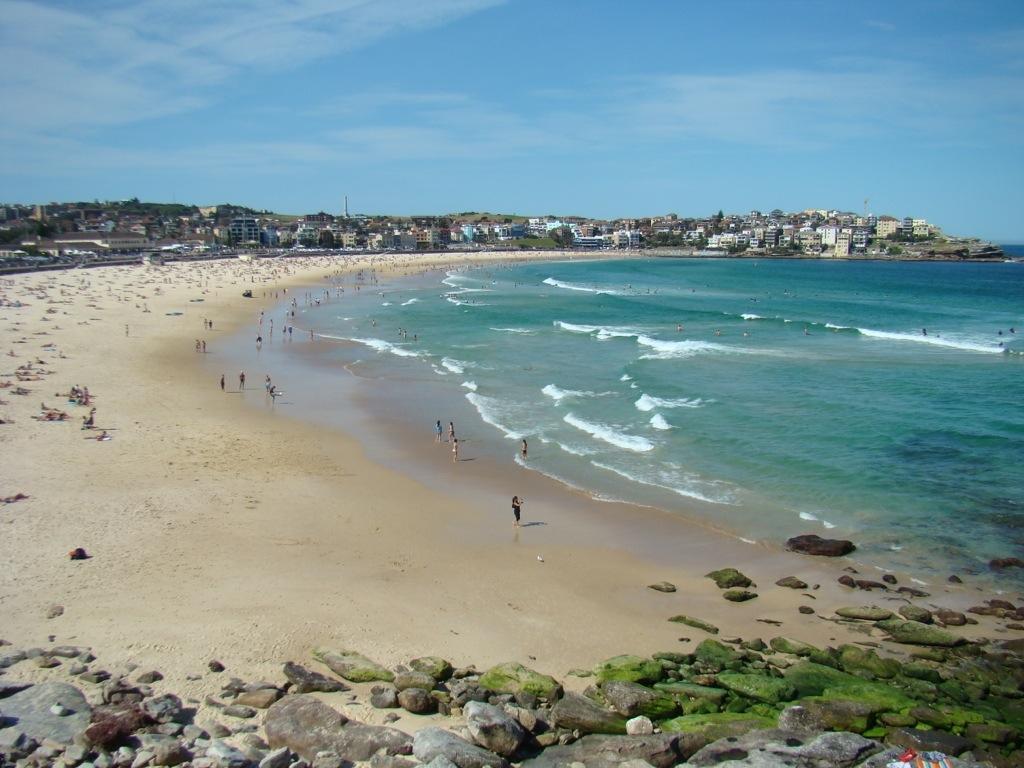 Foto de playa de Bondi Sydney