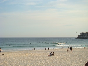 Surf en bondi beach