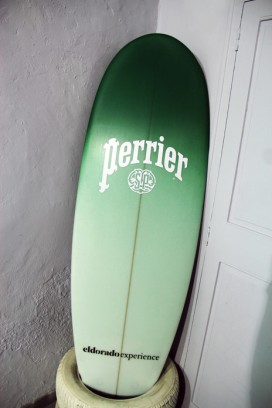 tabla surf perrier